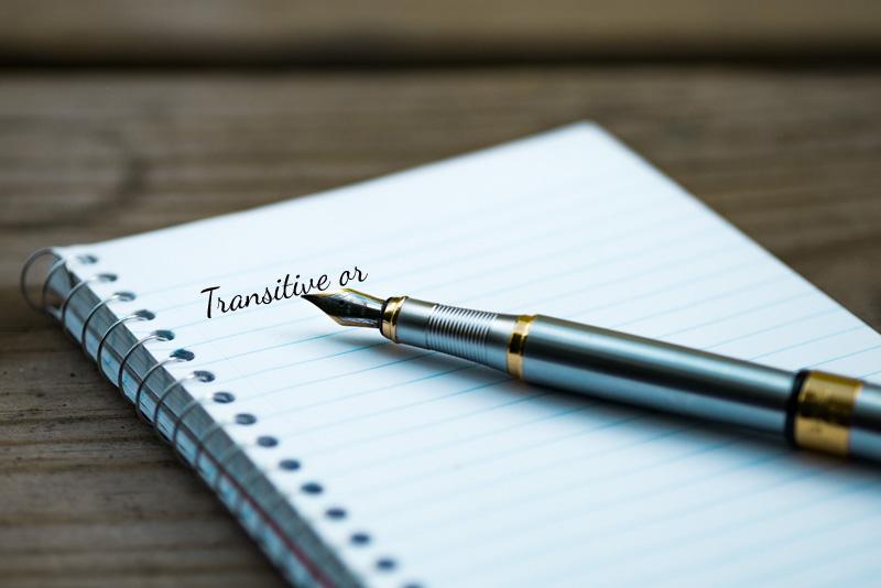 Worksheet For Transitive And Intransitive Verbs Basic English Grammar